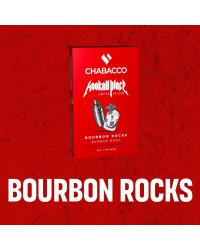 Табак Chabacco Medium Bourbon Rocks (Бурбон Рокс) 50 гр
