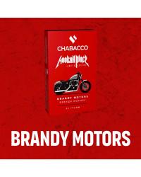 Табак Chabacco Medium Brandy Motors (Бренди Моторс) 50 гр