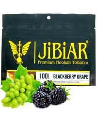 Табак Jibiar Blackberry Grape (Ежевика Виноград) 100 гр