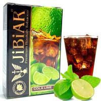Табак Jibiar Cola Lime 50 гр