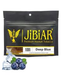 Табак Jibiar Deep Blue (Темно Cиний) 100 гр